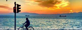 Thessaloniki Waterfront Boardwalk
