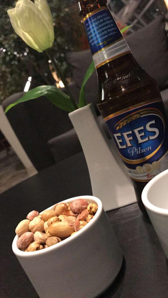 istanbul hotel lobby beer