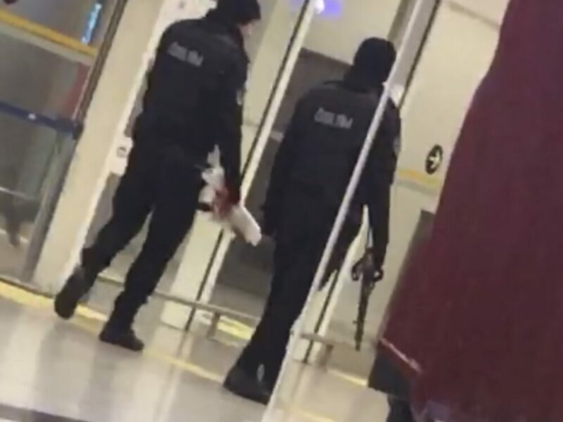 istanbul airport police