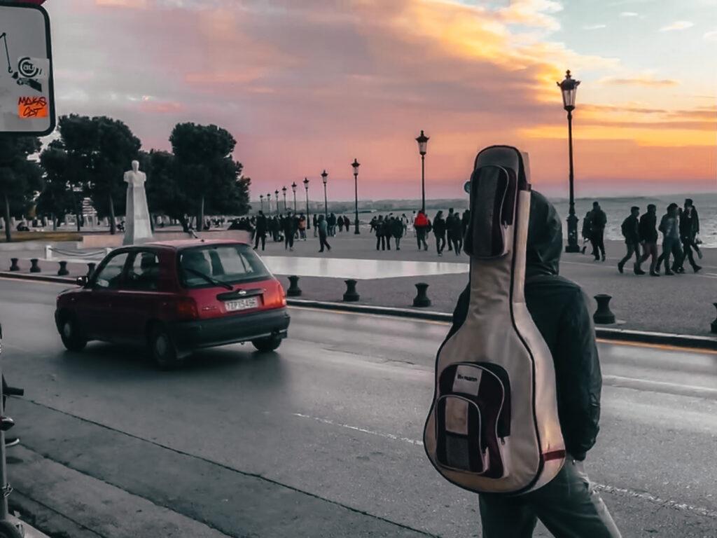 thessaloniki guitar