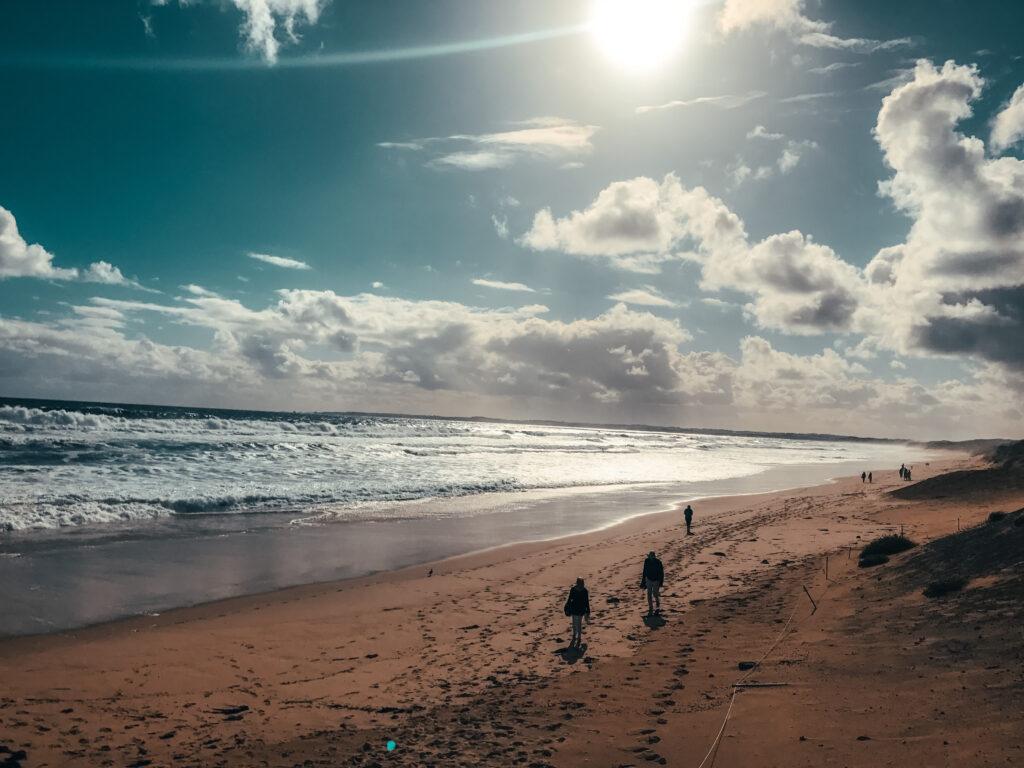 great ocean road beach Australia